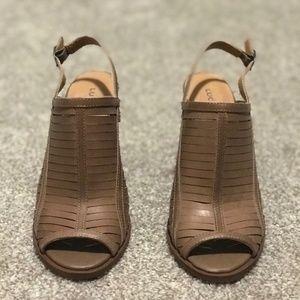 Women's Lucky Brand Open Toe Sandal